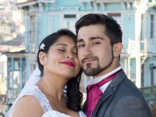 El matrimonio de Jonatan y Karina