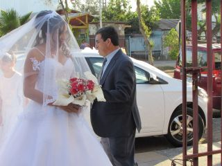 El matrimonio de Ana y Jean 2
