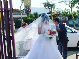 El matrimonio de Ana y Jean 3