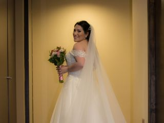 El matrimonio de Karen y Rodrigo 1
