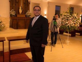 El matrimonio de Karen y Rodrigo 3