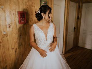 El matrimonio de Greisi  y Bastian  2