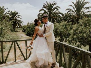 El matrimonio de Greisi  y Bastian
