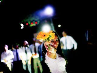El matrimonio de Daniela y Raúl 3