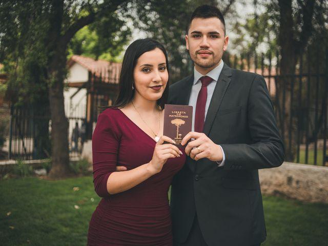 El matrimonio de Ignacio y Tamara en Pudahuel, Santiago 5
