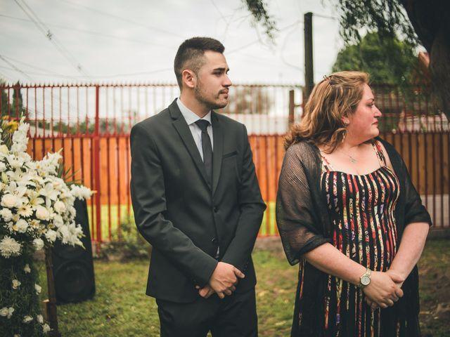 El matrimonio de Ignacio y Tamara en Pudahuel, Santiago 16