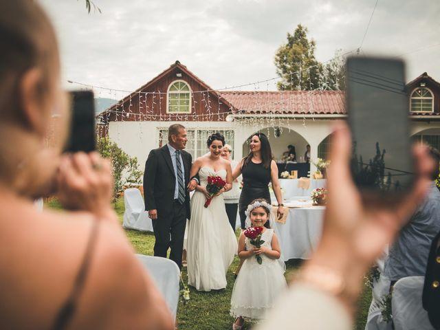 El matrimonio de Ignacio y Tamara en Pudahuel, Santiago 17
