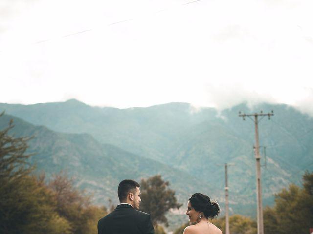 El matrimonio de Ignacio y Tamara en Pudahuel, Santiago 1