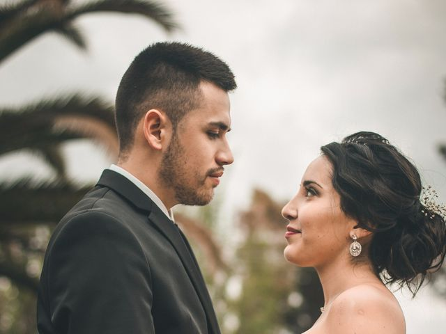 El matrimonio de Ignacio y Tamara en Pudahuel, Santiago 27