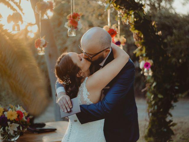 El matrimonio de Valentina y Edgar