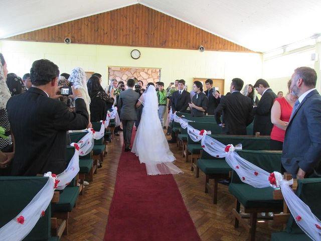 El matrimonio de Karina y Jonatan en Valparaíso, Valparaíso 7