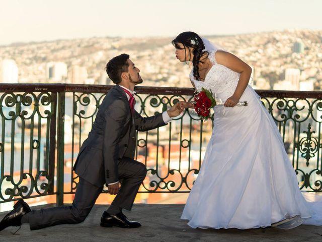 El matrimonio de Karina y Jonatan en Valparaíso, Valparaíso 11