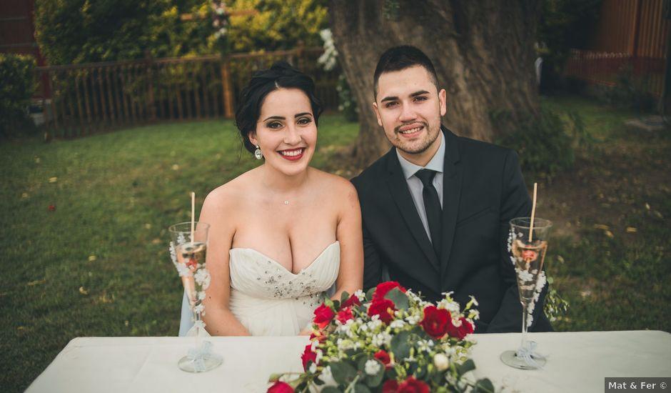 El matrimonio de Ignacio y Tamara en Pudahuel, Santiago