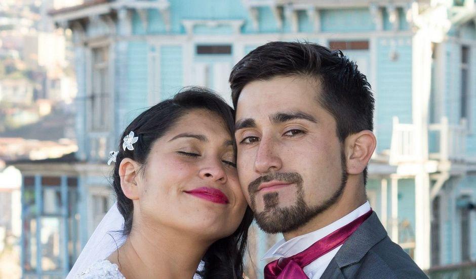 El matrimonio de Karina y Jonatan en Valparaíso, Valparaíso