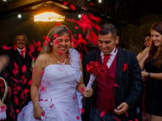 El matrimonio de Manuel  y Jeannette