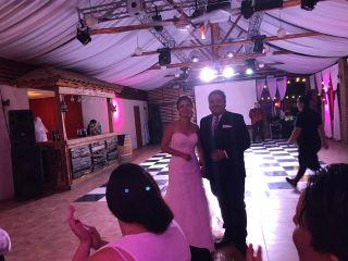 El matrimonio de Angel y Daniela