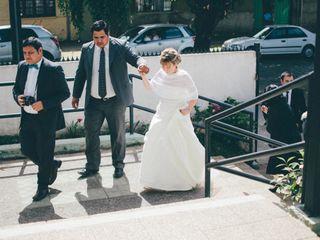 El matrimonio de Andrea y Jorge 3