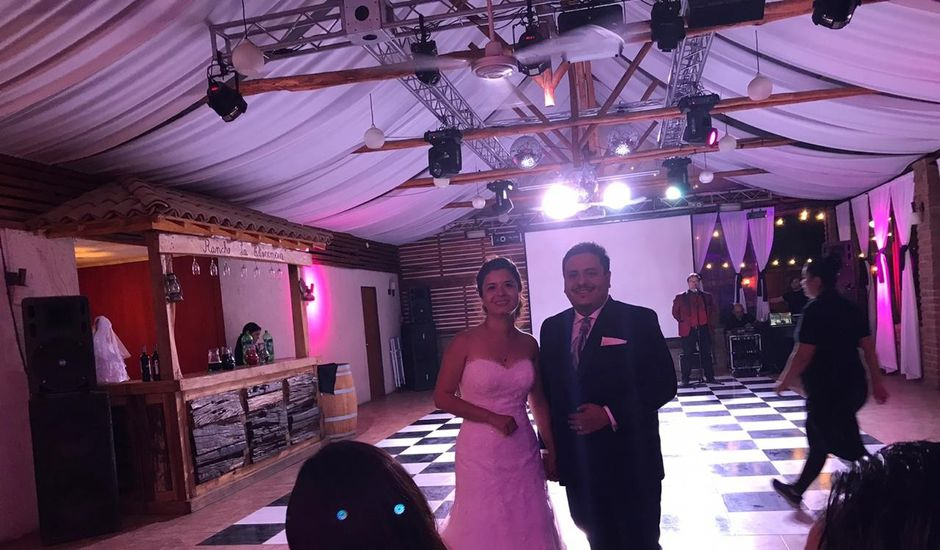 El matrimonio de Daniela y Angel en San Bernardo, Maipo