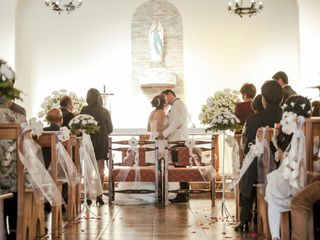 El matrimonio de Carla y Cristian 3