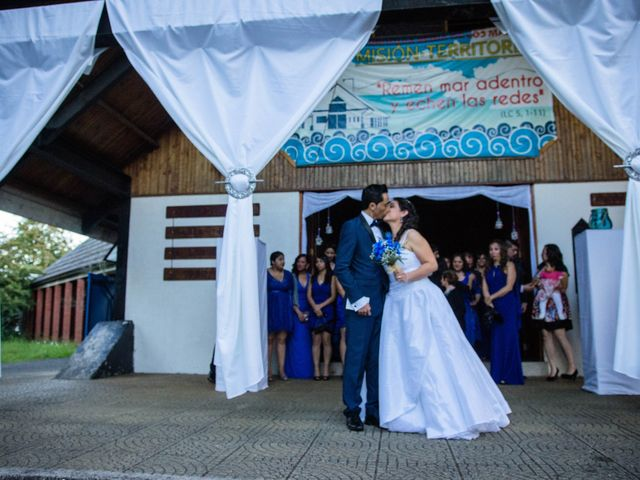 El matrimonio de Raúl y Carol en Osorno, Osorno 54