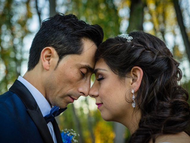 El matrimonio de Carol y Raúl
