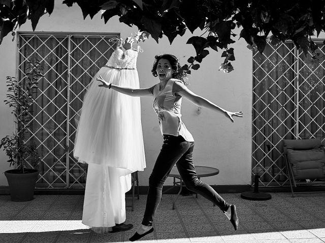 El matrimonio de Jonathan y Angelina en Padre Hurtado, Talagante 1