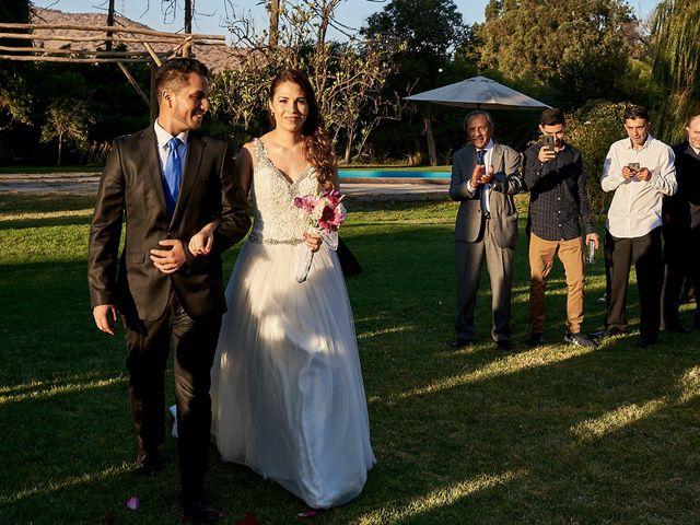 El matrimonio de Jonathan y Angelina en Padre Hurtado, Talagante 35