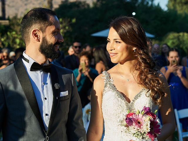 El matrimonio de Jonathan y Angelina en Padre Hurtado, Talagante 37