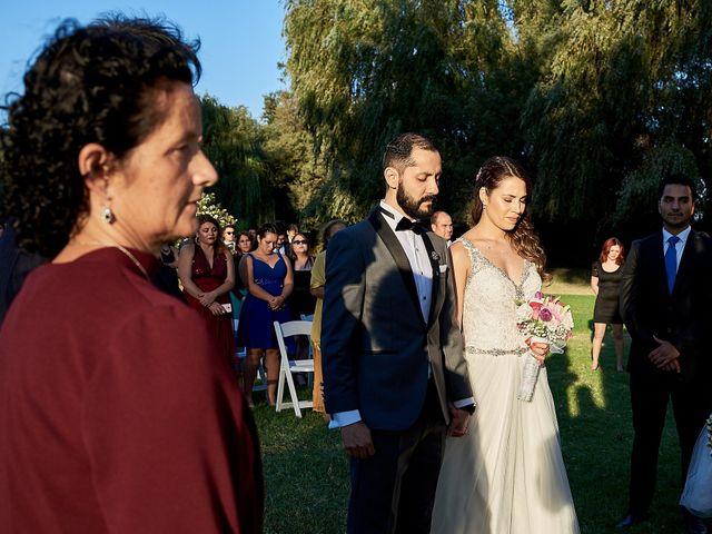 El matrimonio de Jonathan y Angelina en Padre Hurtado, Talagante 38