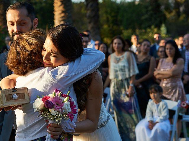 El matrimonio de Jonathan y Angelina en Padre Hurtado, Talagante 40