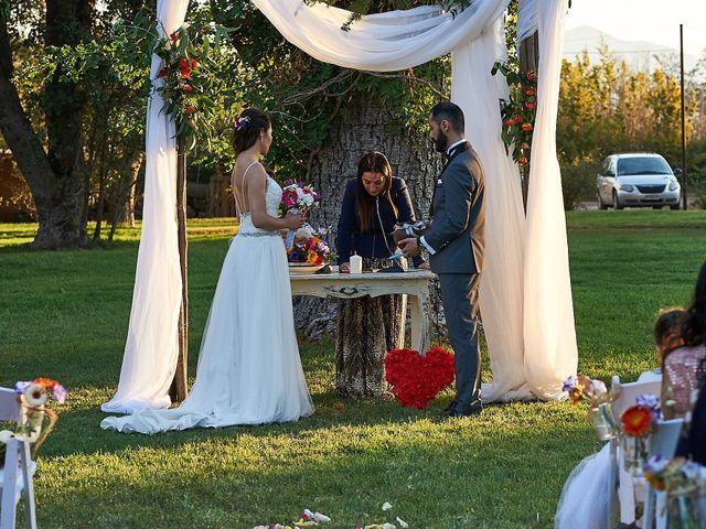 El matrimonio de Jonathan y Angelina en Padre Hurtado, Talagante 44