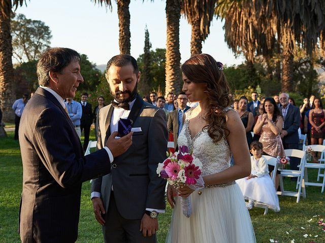 El matrimonio de Jonathan y Angelina en Padre Hurtado, Talagante 51
