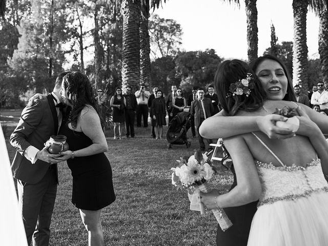 El matrimonio de Jonathan y Angelina en Padre Hurtado, Talagante 52