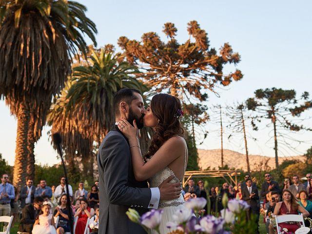 El matrimonio de Jonathan y Angelina en Padre Hurtado, Talagante 53