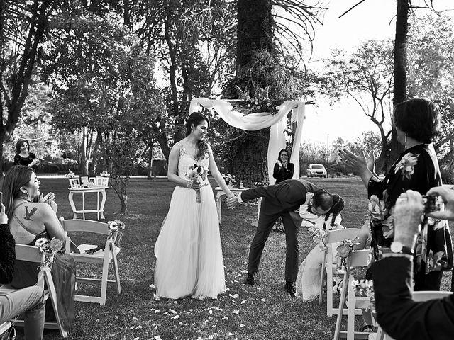 El matrimonio de Jonathan y Angelina en Padre Hurtado, Talagante 2
