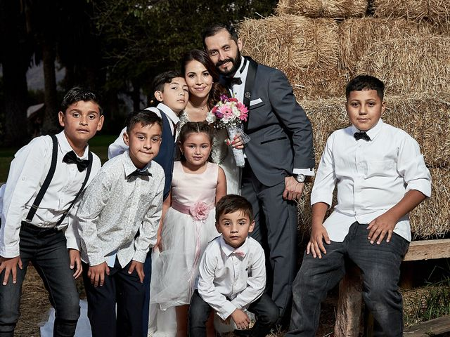 El matrimonio de Jonathan y Angelina en Padre Hurtado, Talagante 56