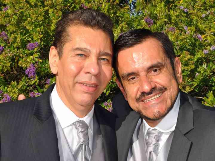 El matrimonio de Edmundo y Salvador