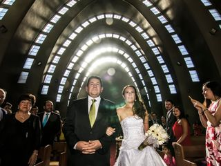 El matrimonio de Alejandra y Rodrigo 3