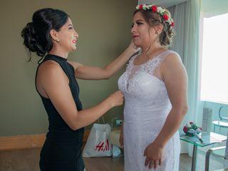 El matrimonio de Alejandra y Armando 1