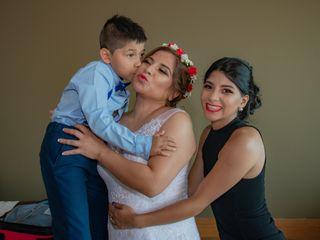 El matrimonio de Alejandra y Armando 2
