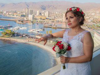 El matrimonio de Alejandra y Armando 3