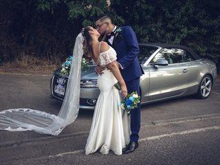 El matrimonio de Francis  y Aaron