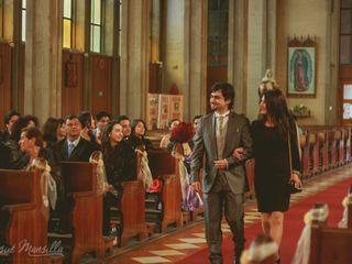 El matrimonio de Miriam y Cristhian 3