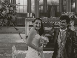 El matrimonio de Miriam y Cristhian