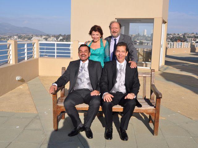 El matrimonio de Salvador y Edmundo en Concón, Valparaíso 24