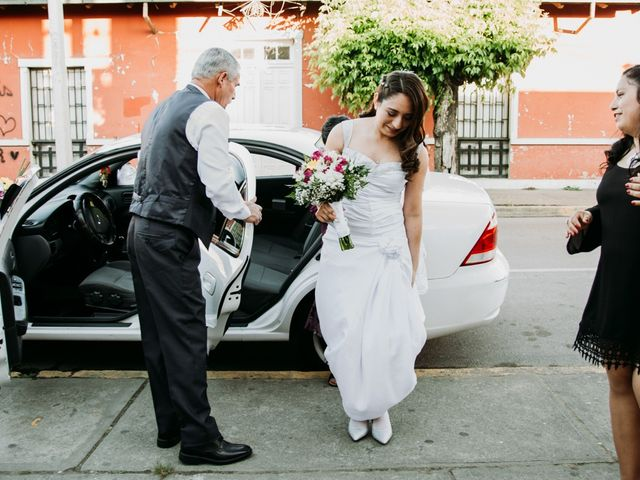 El matrimonio de Víctor y Yasmín en Linares, Linares 29