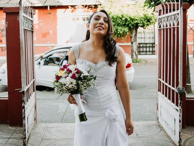El matrimonio de Víctor y Yasmín en Linares, Linares 30