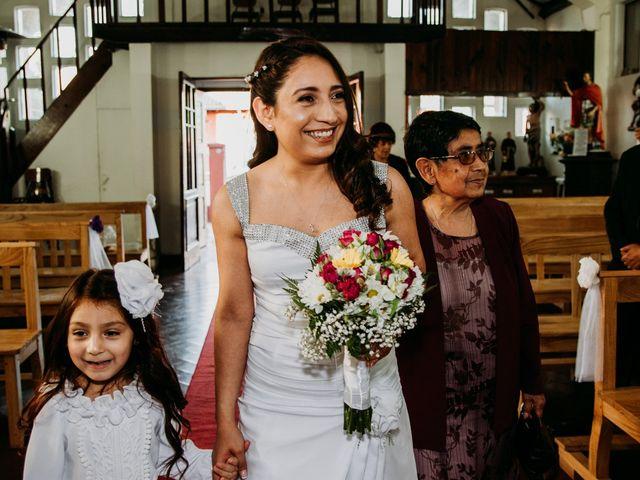 El matrimonio de Víctor y Yasmín en Linares, Linares 31