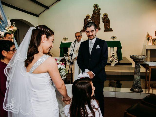 El matrimonio de Víctor y Yasmín en Linares, Linares 35