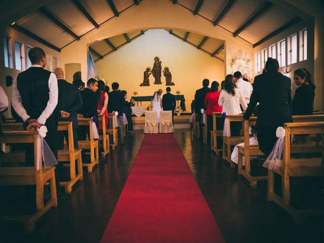 El matrimonio de Víctor y Yasmín en Linares, Linares 36